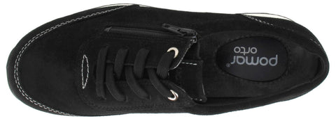 MESI Women's Pomar ORTO Side-Zip Sneaker