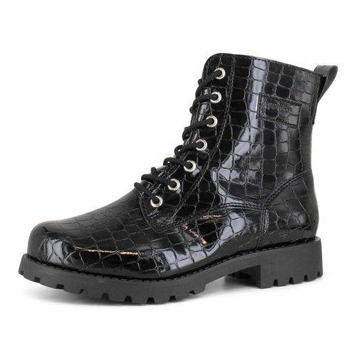 KARA Women´s mock-croc ankle boot
