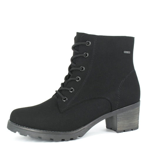HEISI Women's vegan GORE-TEX® heeled boot