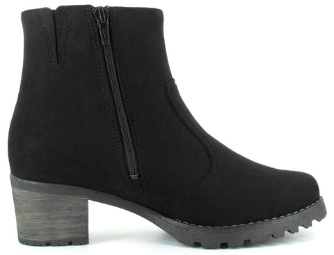 PINJA Women´s vegan GORE-TEX heeled boot