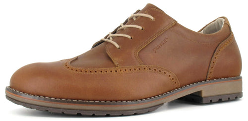 HARJU Men's Pomar ORTO Derby Brogue