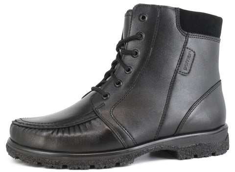 KAUKO Men´s Orto moccasin ankle boots
