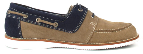 HANKO Men's Boat Shoes with GORE-TEX SURROUND®