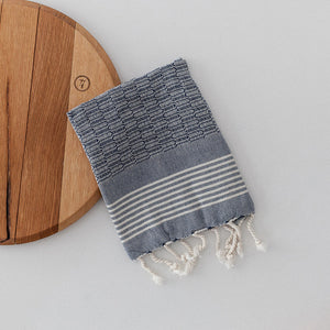 FREE!  Turkish Hand Towel with purchase of $100 or more