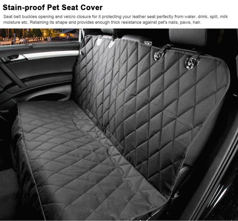 Waterproof Car Seat Covers