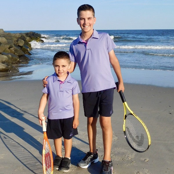 Kids Elite Performance Polo