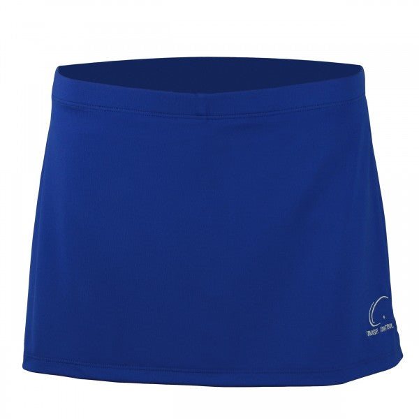 Women's Tennis Workout Skort in Blue