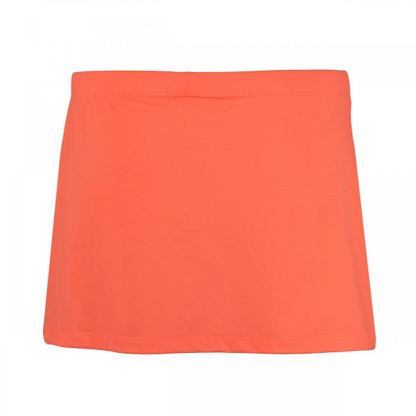 Women's Tennis Workout Skort in Peach