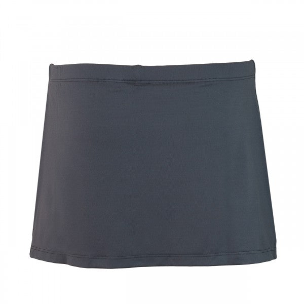 Women's Tennis Workout Skort in Gray