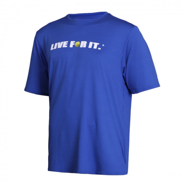 Live For It® Performance Crewneck Tee