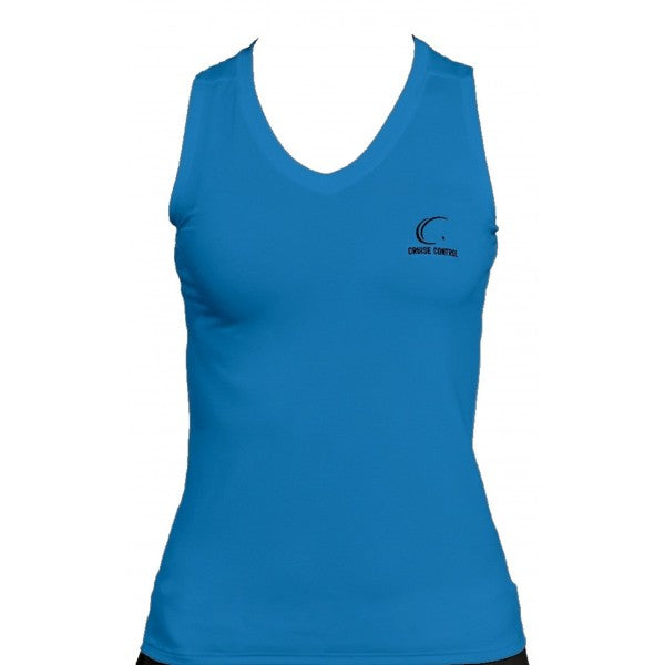 Sleeveless Performance Tee