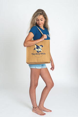 The Annabelle Washable Tote - The Stray Stitch