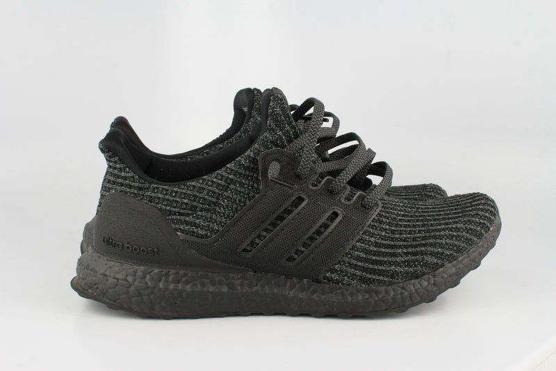 2017 Adidas Ultra Boost 4 Triple Black 8 (Used)