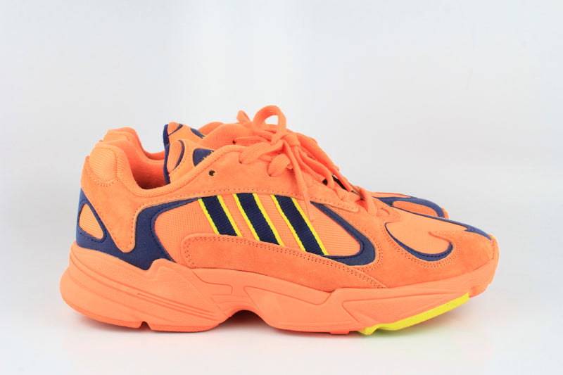 2018 Adidas Yung-1 Hi-Res Orange 8.5 (Used)