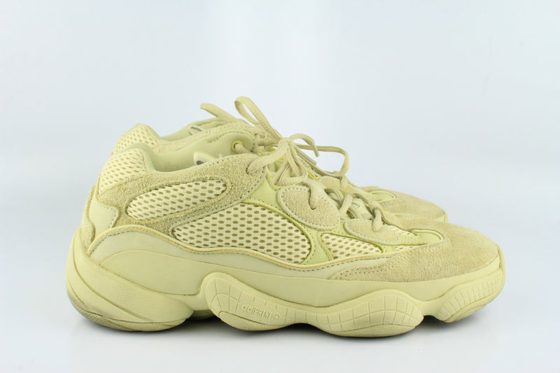 2018 Adidas Yeezy 500 Super Moon Yellow 9.5 (Used)