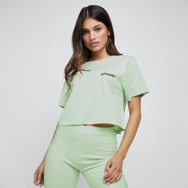 Basic Crop Top Mint