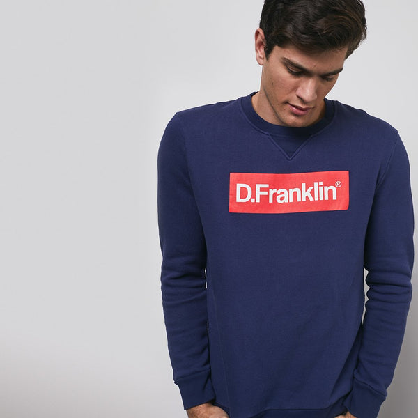 Sweatshirt Mitic D - Navy