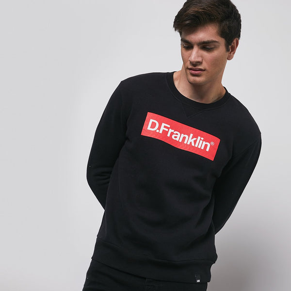 Sweatshirt Mitic D - Black