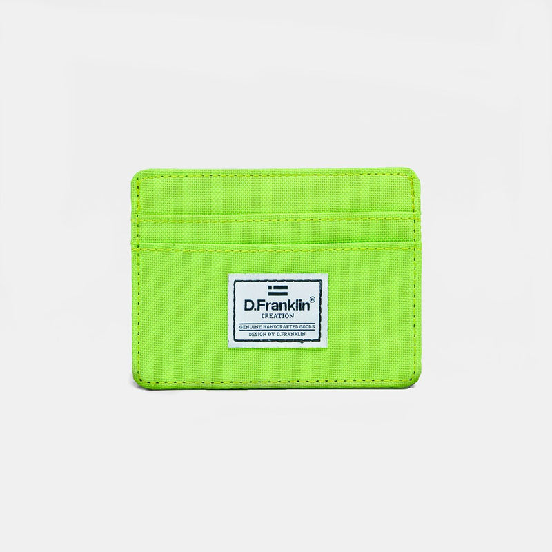 Lime Green Cardholder