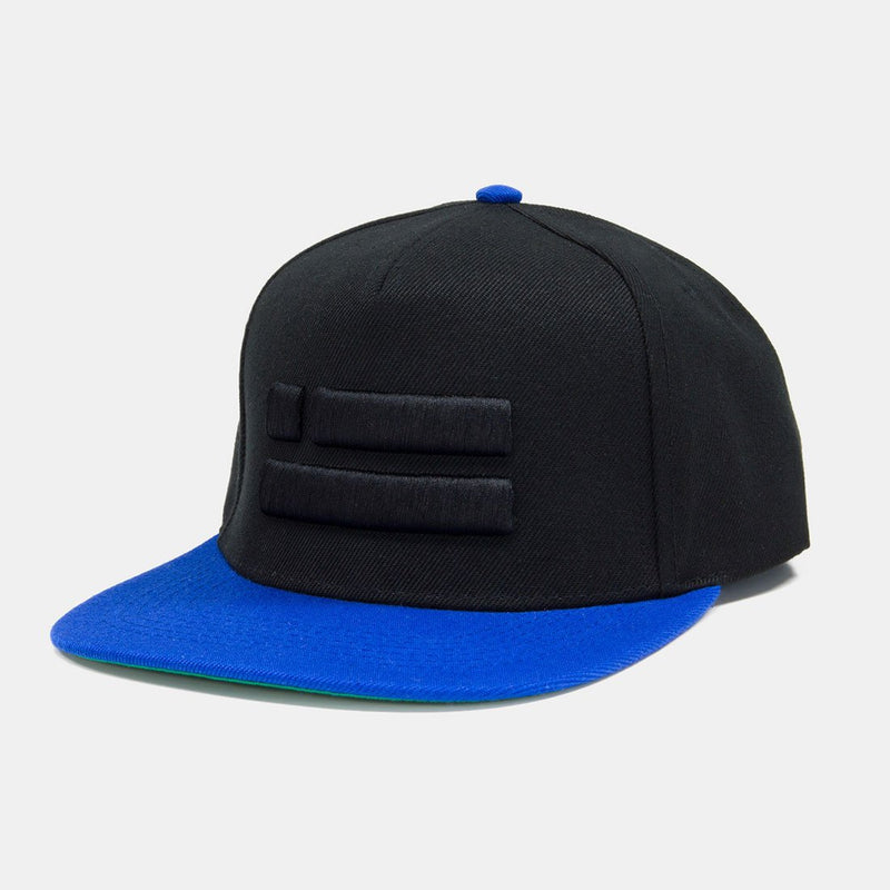 Sanpback Black / Blue Lunatic