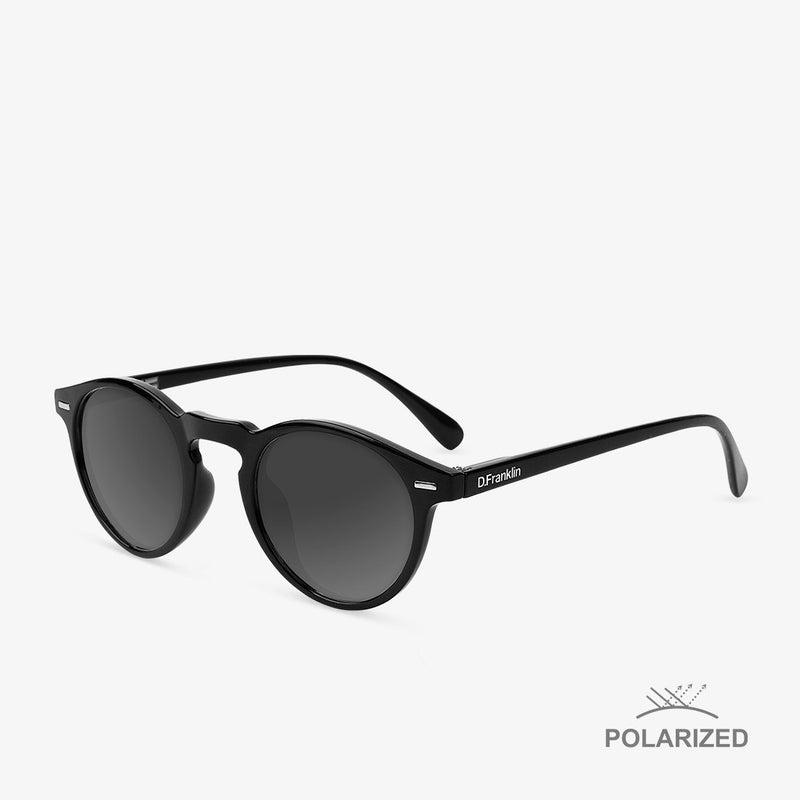 Ultra Light Black / Black Polarized