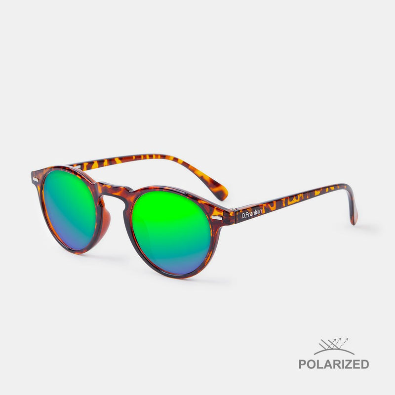 Ultra Light Carey / Green polarized