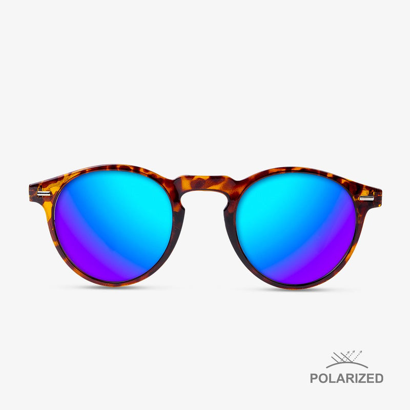 Ultra Light Carey / Blue Polarized