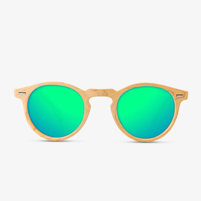Ultra Light Iwood / Green Polarized