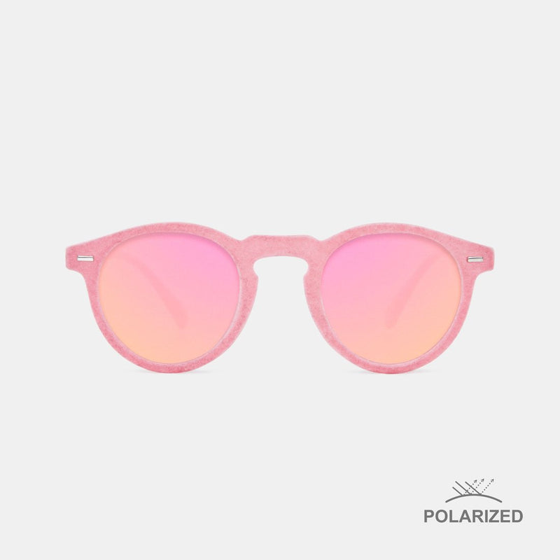 Ultra Light Velvet / Pink Polarized