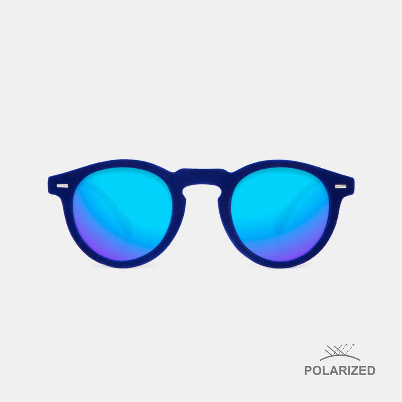 Ultra Light Velvet / Blue Polarized