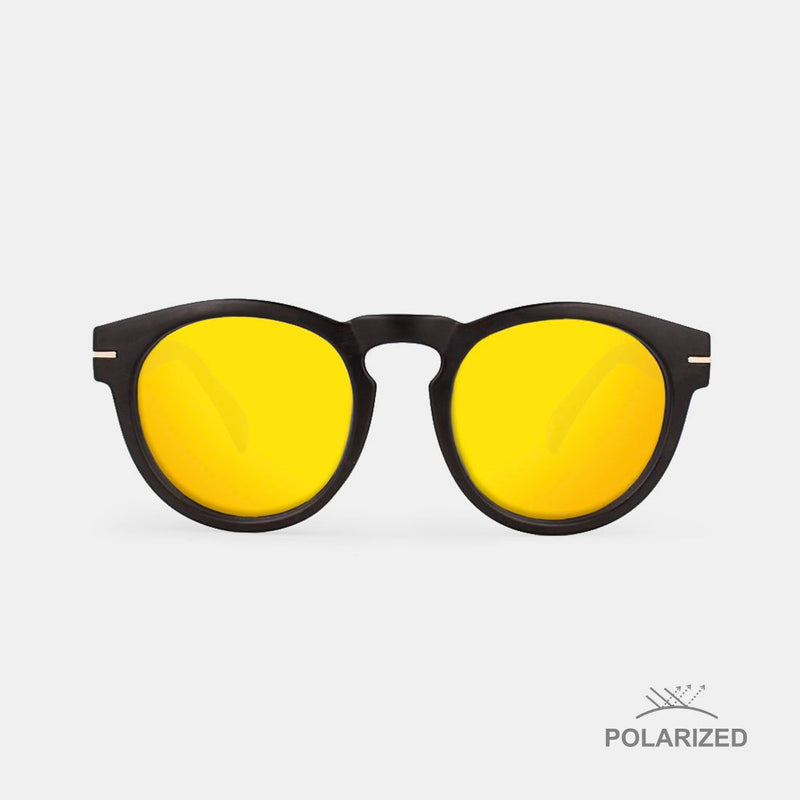 Rem Black / Gold Polarized