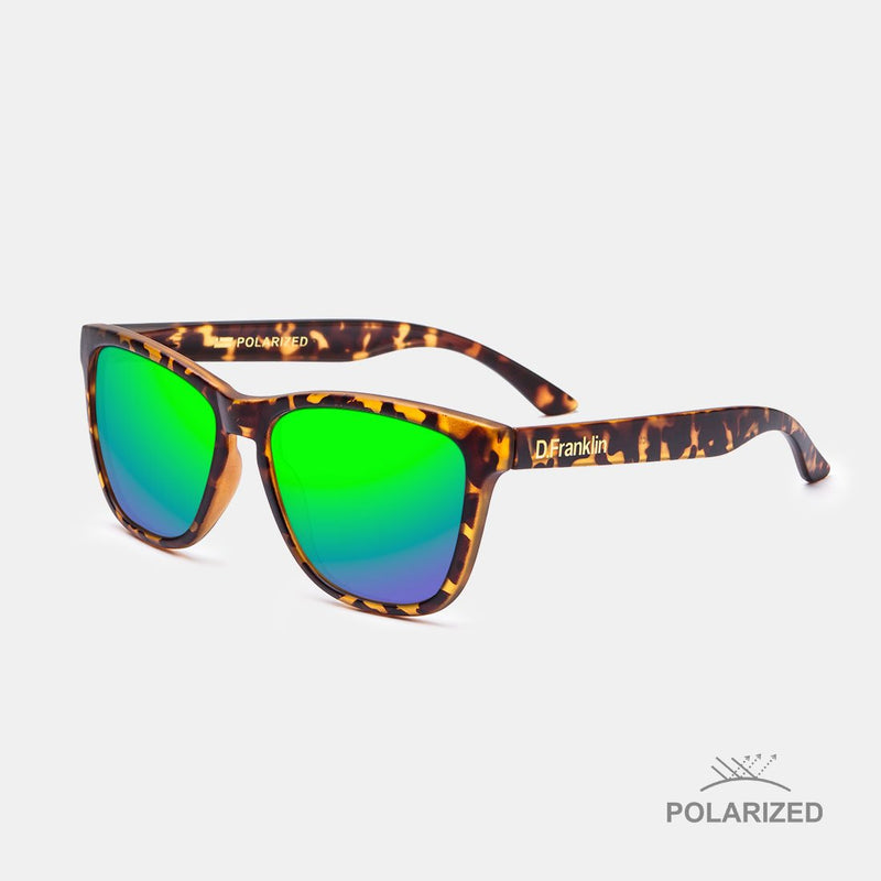 Roosevelt Carey / Green Polarized