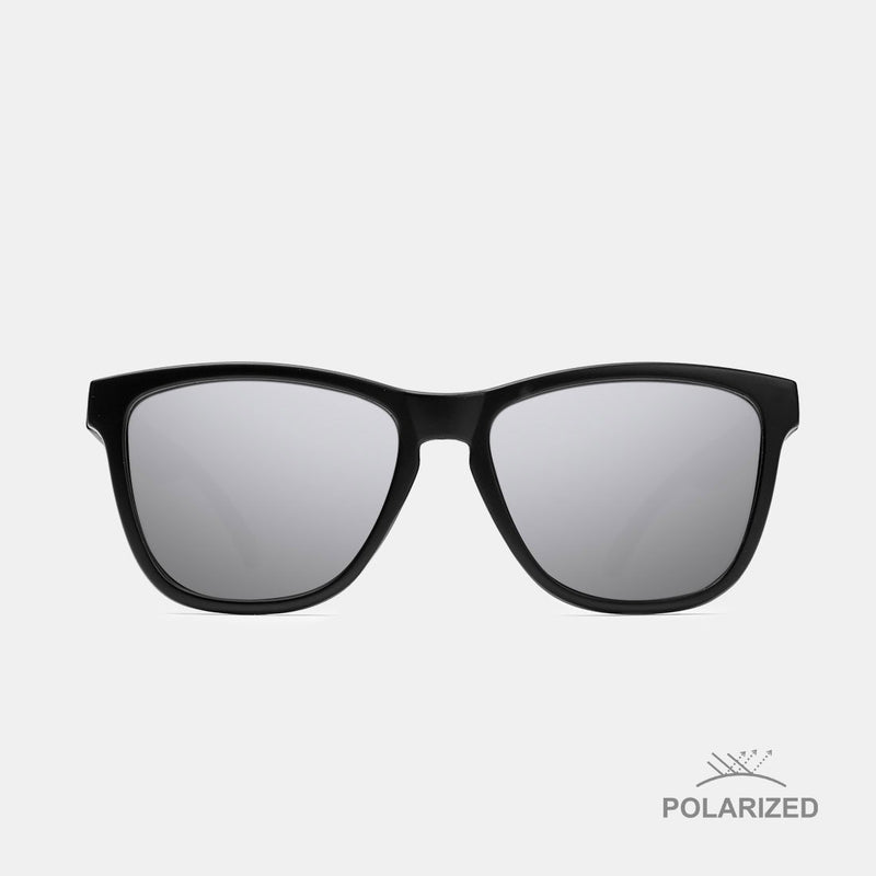 Roosevelt Black Matte / Mirror Polarized