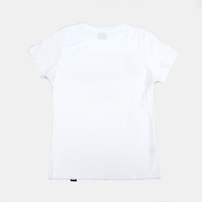 Bubble Tee White
