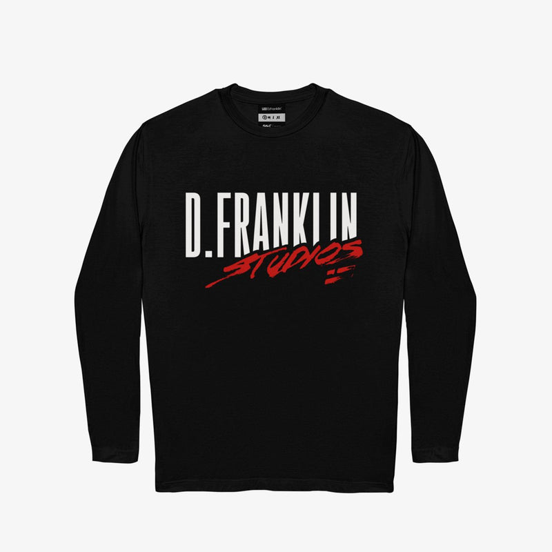 Studios Long Sleeve T-Shirt Black