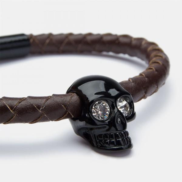 Skull Nut Black Diamond