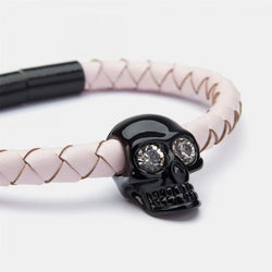 Skull Flamingo Black Diamond