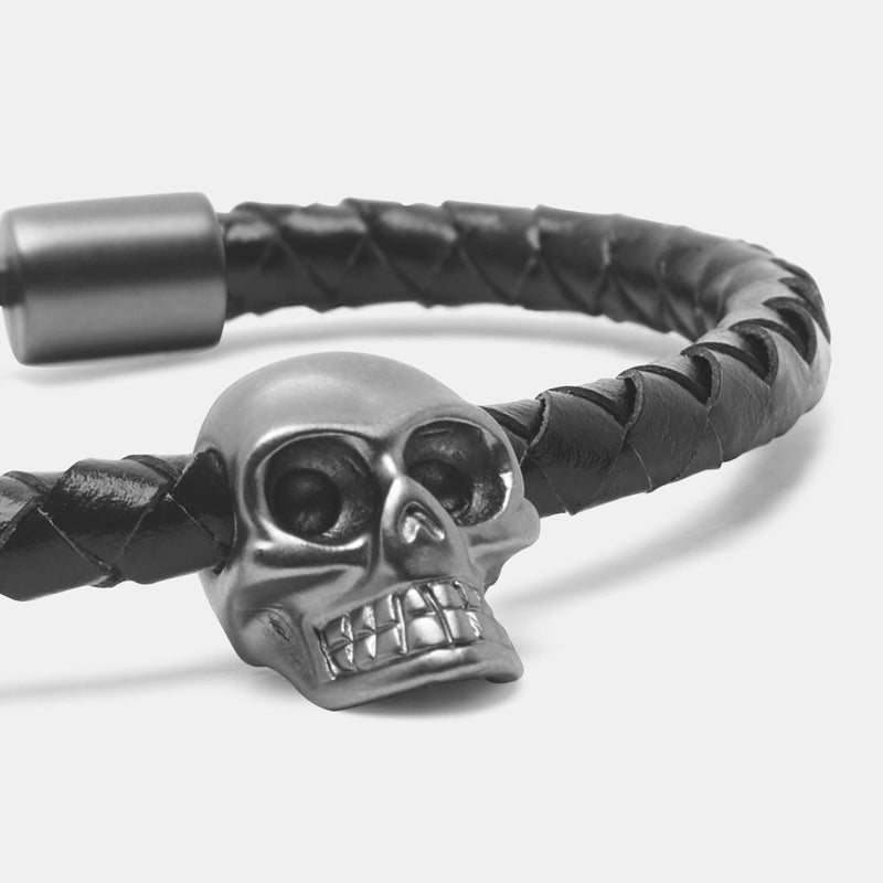 Skull Ink Gunmetal