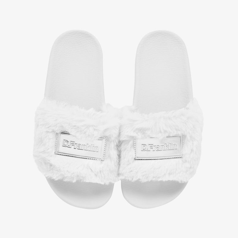 Label Fur Slides White