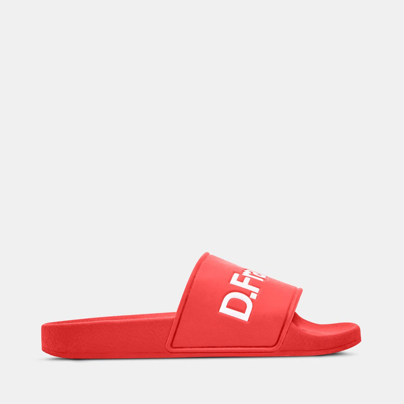 Dcolor Slides Red