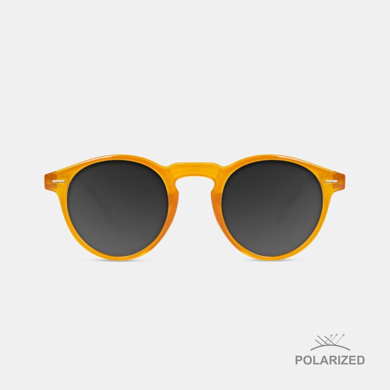 Ultra Light Amber / Black Polarized