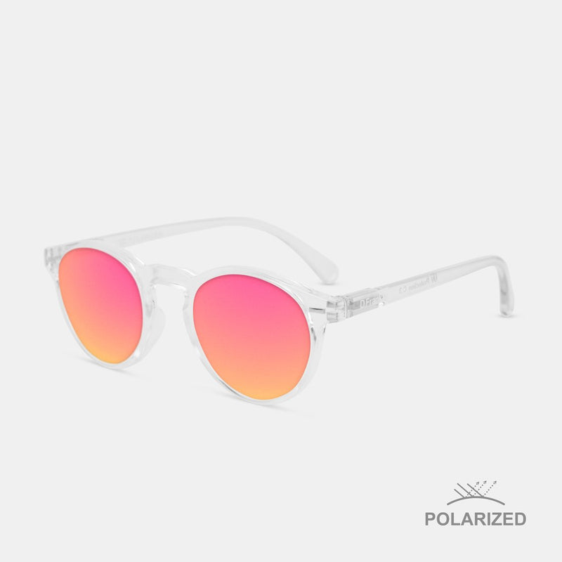 Ultra Light Trans / Pink Polarized