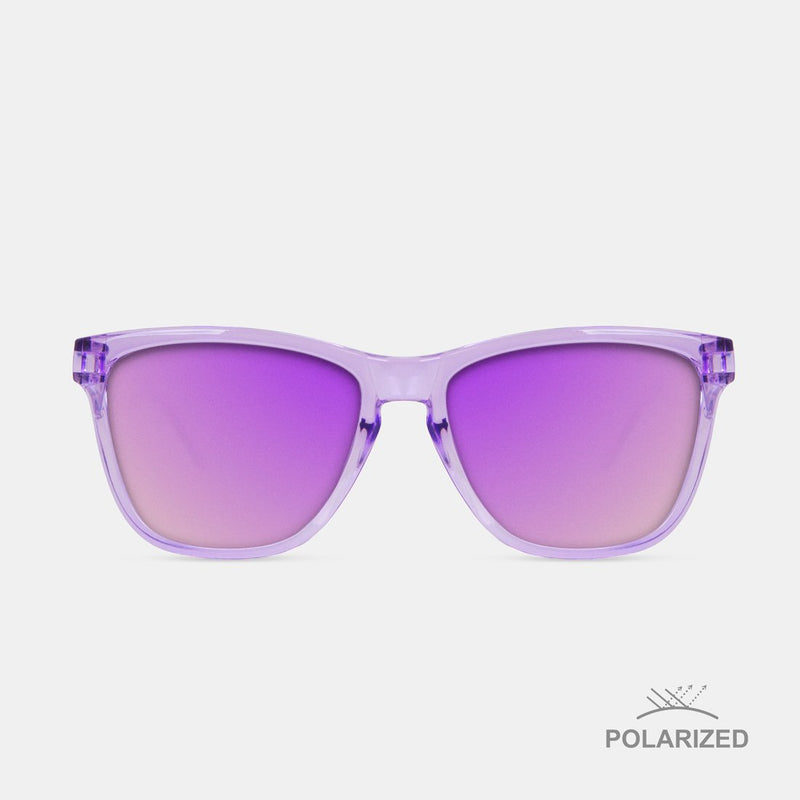 Roosevelt Trans Purple / Purple Polarized