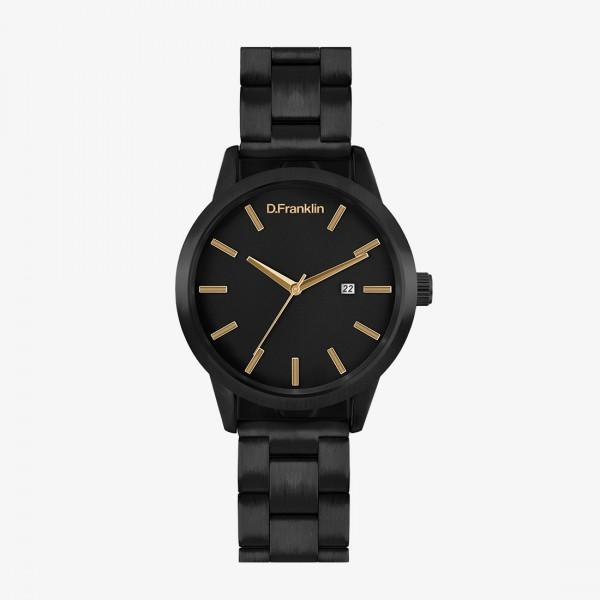 Master Date Carbon Gold