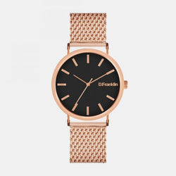 Verona Rose Gold / Black