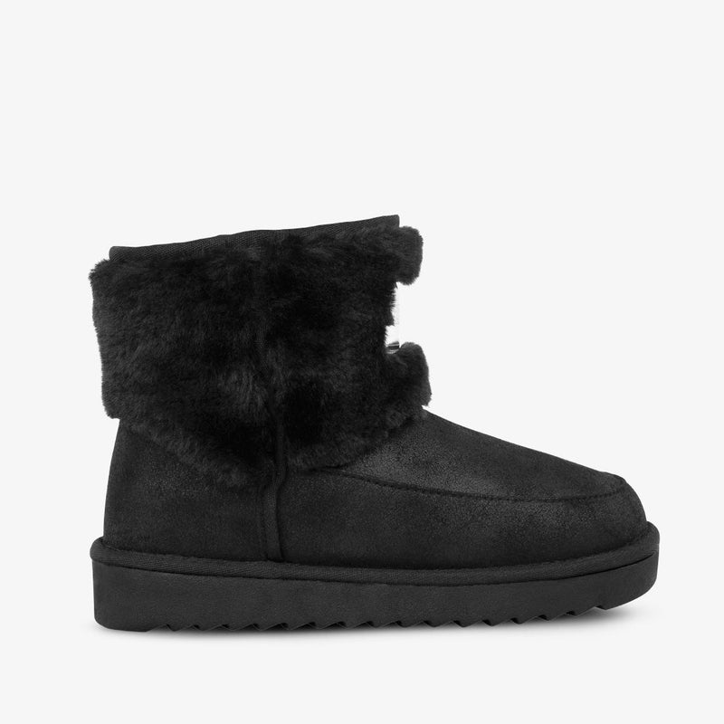 Nordic Low19 Fur Black