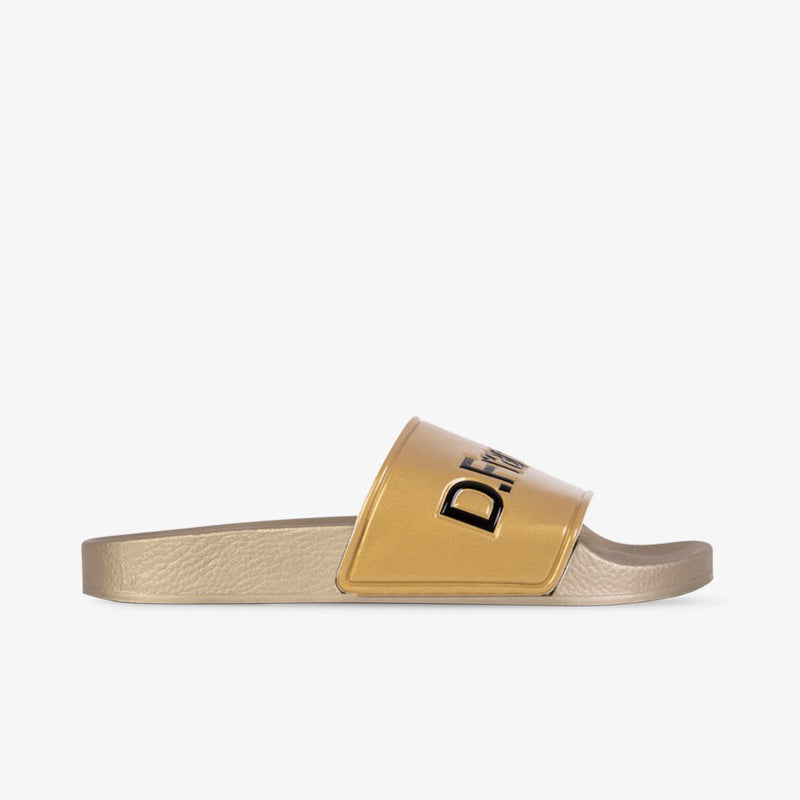 Dcolor Met Slides Gold