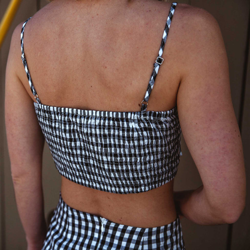 Wichita Gingham Set