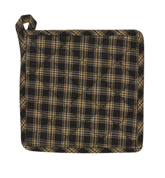 STURBRIDGE POTHOLDER - BLACK