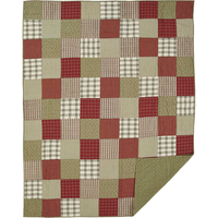 Country Primitive Prairie Winds Quilt - BJS Country Charm